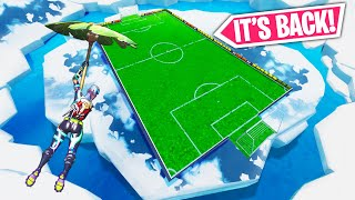 *NEW* SOCCER STADIUM Is Coming Back!!! - Fortnite Funny WTF Fails and Daily Best Moments Ep.1371