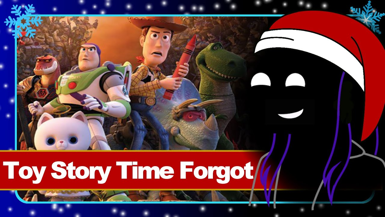 Christmas Special Reviews Toy Story That Time Forgot