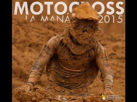 Juan Villamar Inaugura Pista De Motocross