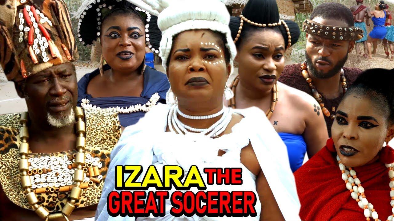 Download IZARA THE GREAT SORCERER SEASON 1&2 NEW MOVIE - 2021 LATEST NIGERIAN NOLLYWOOD EPIC MOVIE