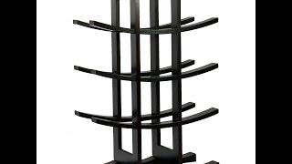 Review:  Oceanstar WR1132 12-Bottle Dark Espresso Bamboo Wine Rack