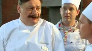 Драка между Бариновым и Германом. Сериал Кухня. 4 сезон