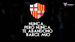 Barcelona SC VERSIÓN | LLORO POR QUERERTE | SUR OSCURA, ZONA NORTE |