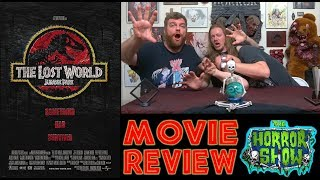 """The Lost World: Jurassic Park"" 1997 Dinosaur Retro Movie Review - The Horror Show"