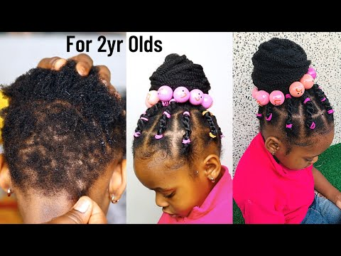 3 In 1 Back To School Hairstyle For Short Hair Cute Toddler Kids Little Girls Hairstyle Short Hair Youtube
