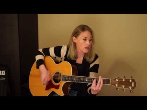 "Mary Hoffman ""Fancy"" Acoustic Cover"