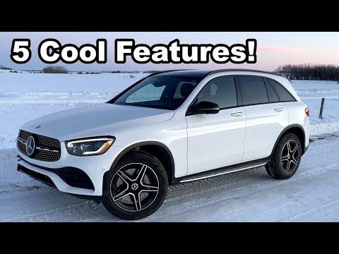 5 Cool Mercedes-Benz GLC Features!