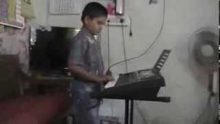 ORIKKAL YESUNADHAN SONG ON KEY BOARD BY ARTHUNKAL JOEL