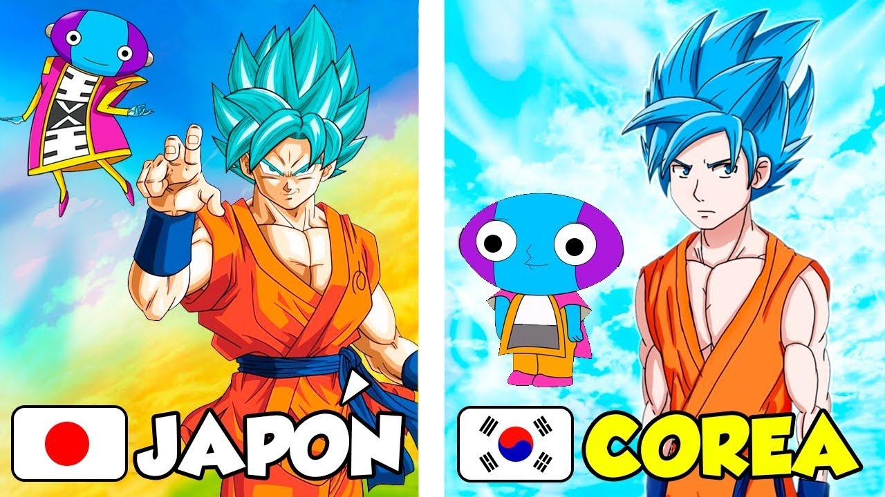 Las 5 copias m s descaradas de series animadas youtube for Imagenes movibles anime