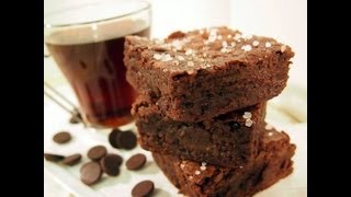 How To Make Brownies - 101 Sweet Pastry Salted Caramel Brownie Recipe