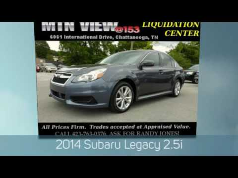 Mountain View@153 - Quality Pre-Owned Subaru Inventory