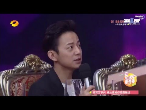 [Vietsub] 151114 Happy Camp with f(Victoria) {T-Express Team}