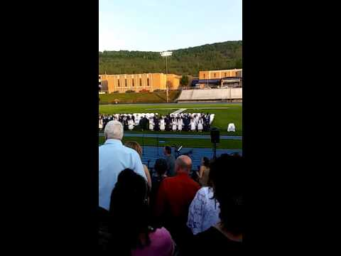 Tamaqua Area Senior High School Class of 2016 Commencement Ceremony