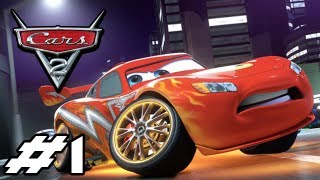 Cars 2 The Video-Game - Part 1 - Fresh Beginning (HD Gameplay Walkthrough)
