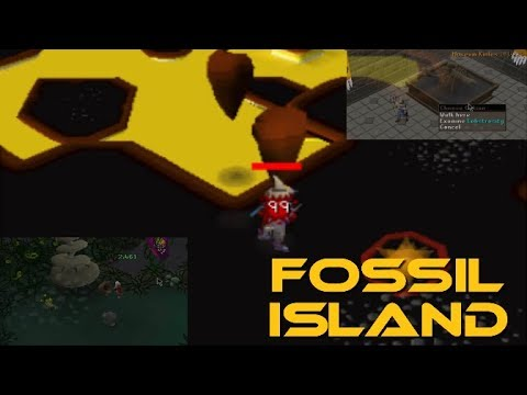 FOSSIL ISLAND MINING AND MORE