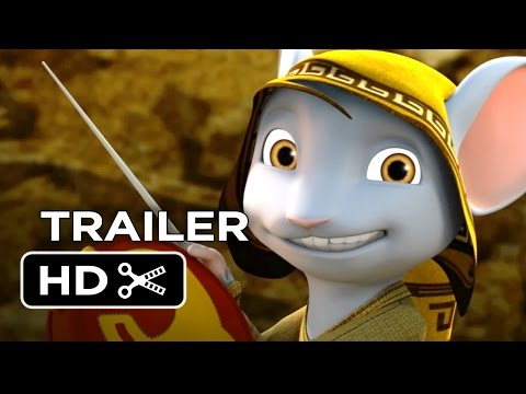 a-mouse-tale-official-dvd-trailer-(2015)---drake-bell,-miranda-cosgrove-animated-movie-hd