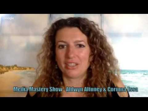Media Mastery Show - Aldwyn Altuney interviews Corinna Essa