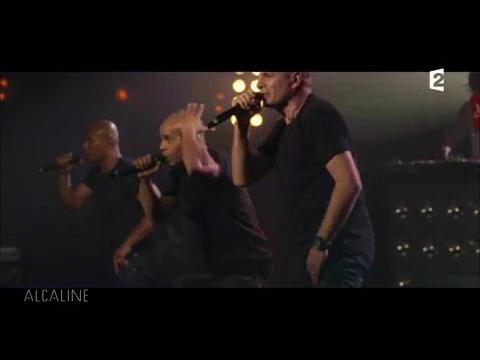 Alcaline, Le concert - IAM