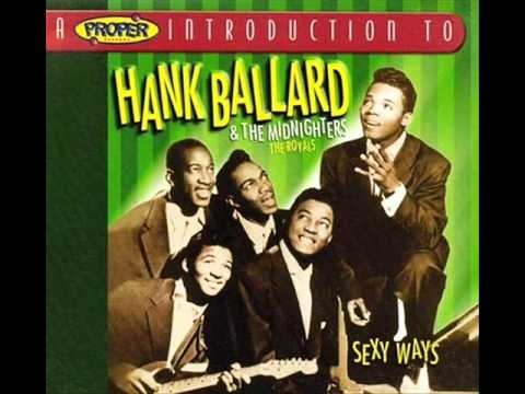 "Hank Ballard & The Midnighters - ""The Twist"" ORIGINAL VERSION (1959)"