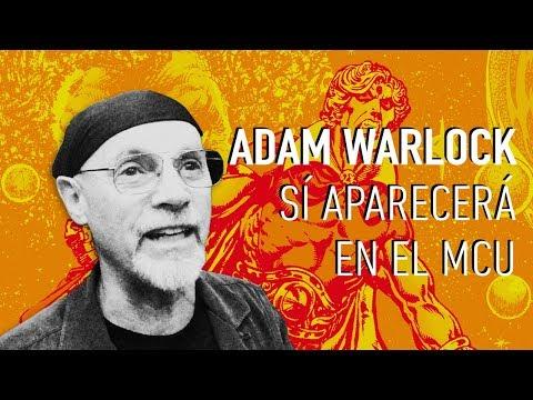 Jim Starlin confirma que Adam Warlock aparecerá en el MCU