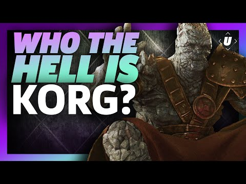 Who The Hell Is Korg?