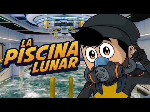 LA PISCINA LUNAR ⭐️ Subnautica #12   iTownGamePlay