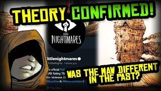 A THEORY CONFIRMED!   Little Nightmares Twitter Analysis thumbnail