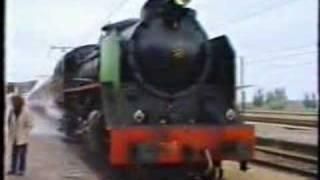 Albacete tren de Vapor.- Reyes 1988 1/3 (sonido original)