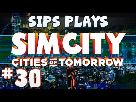 Simcity - Cities of Tomorrow (Full Walkthrough) - Part 30 - Rest in Peace