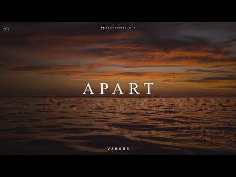 "Free Lil Baby x Roddy Ricch x Lil Skies Type Beat – ""Apart"" | Guitar Instrumental"