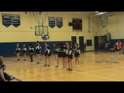 Cairo Durham High School cheer leading them (I'm a FLYER)????