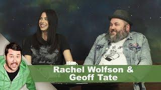 Rachel Wolfson & Geoff Tate   Getting Doug with High