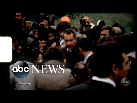 Richard Nixon's relationship with the press, his secret tapes: Part 1