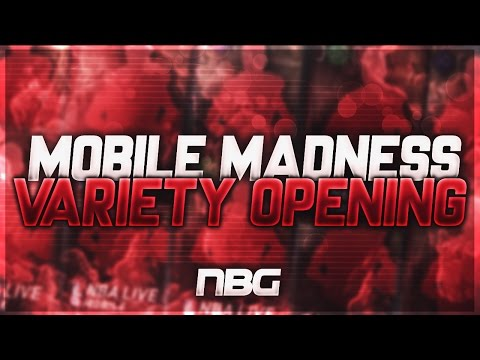 NBA Live Mobile HUGE Mobile Madness VARIETY PACK OPENING! 6 MIL IN PACKS!! 15+ Elites! 3 90+ Elites!