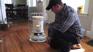 KeroHeat CV-2230 Off-Grid Heater Review