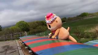 【Part4】ちぃたん☆欲張り動画セットJapanese Mascot Fails, Fights & Funny Moments Video