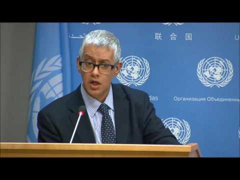 ICP Asks UN of Sudan Crackdown, Burundi, Bahrain Executions, Greek FM & Guterres, Reform Memo