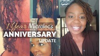 FINALLY....My 1 Year Microlocs Anniversary Update!!!