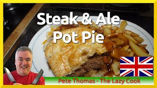 How to Cook British Steak and Ale Pot Pie