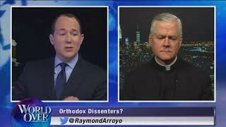 World Over - 2018-01-11 – Controversy on Amoris Laetitia, Fr. Gerald Murray with Raymond Arroyo
