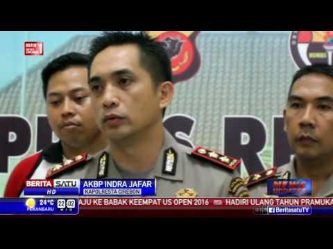 Polresta Cirebon Tangkap 8 dari 11 Pembunuh Sejoli