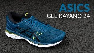 ASICS GEL-Kayano 24 - Running Shoe Overview