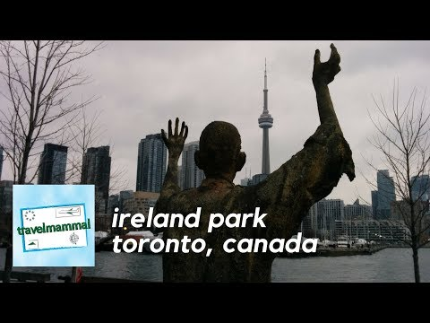 Discovering Ireland Park - One Of Toronto's Most Unknown Public Parks