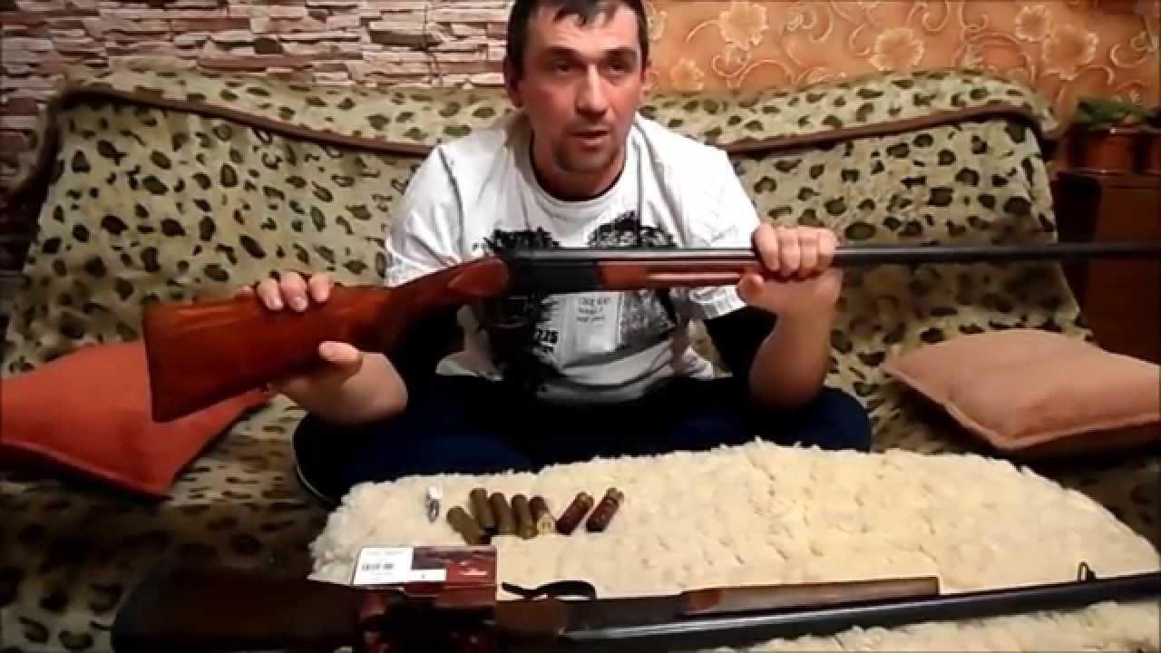 Обзор ружья ТОЗ 34 в 28 калибре - YouTube