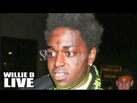 TOP NEWS: Kodak Black Still Faces Up To 30 Years For 2016 Hotel Room Incident With 18-Year-Old