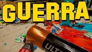 GUERRA DE JUGUETES!! HYPERCHARGE: Unboxed