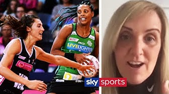 Tracey Neville on Netball Superleague resumption and mid-courters in depth | Off The Court