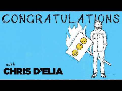 Congratulations Podcast w Chris D'Elia  EP31  Fried Butterfly