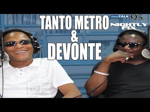 Tanto Metro & Devonte talks new album, evolving their music + Sweatfest  @NightlyFix