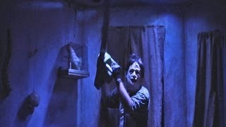 HHN Hollywood 2012 - Texas Chainsaw Massacre: The Saw is the Law Walkthrough